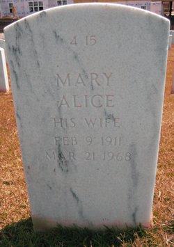 Mary Alice Simpson
