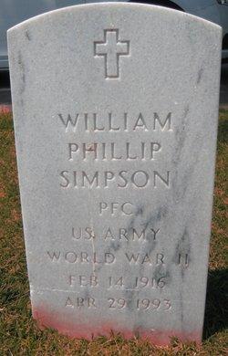 William Phillip Simpson