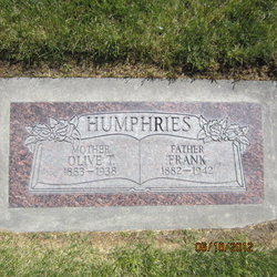 Frank Humphries