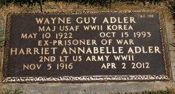 Wayne Guy Adler