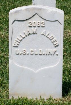 PVT William Alber