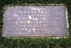 Milous Ann Bias