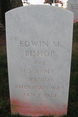 Edwin M Bishop