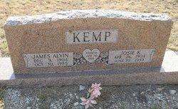 "Olena Josephine ""Josie"" <I>Kincheloe</I> Kemp"