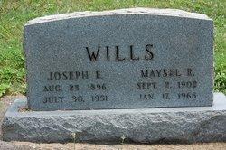 Maysel Roberta <I>Caldwell</I> Wills