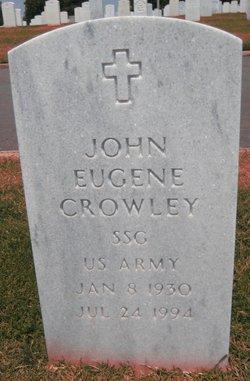 John Eugene Crowley