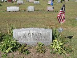 "Claribel L. ""Cork"" <I>Fuller</I> Geringer"