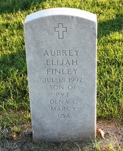 Aubrey Elijah Finley