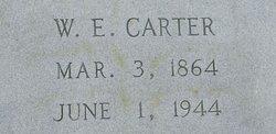 William Enoch Carter