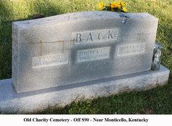 Frank D. Back