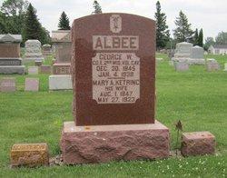 Mary Ann <I>Ketring</I> Albee
