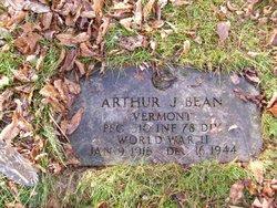 PFC Arthur Joseph Bean