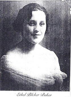 Ethel Mae <I>Pilcher</I> Baker