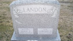 Alice <I>Beckwith</I> Landon