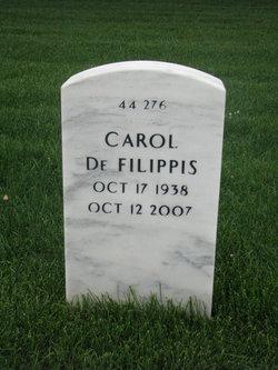 Carol Marie <I>Oldenborg</I> De Filippis