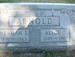 Alice <I>Starbird</I> Arnold