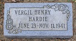 Vergil Henry Hardie