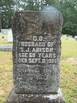 D. O. Adison