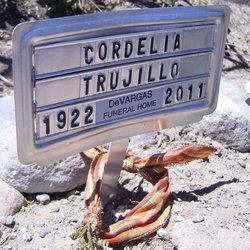 "Cordelia ""Cordie"" <I>Ortega</I> Trujillo"