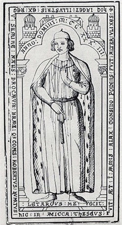 "Robert III ""Gasteblé"" de Dreux"