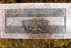 Cecile May <I>Gormley</I> Alford Seymour