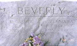 Velma Clyde <I>Adcock</I> Beverly