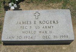James E. Rogers, III
