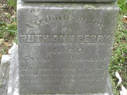 Ruth Ann <I>Williams</I> Perry