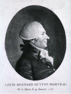 Louis Bernard Guyton de Morveau