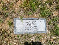 Baby Boy Abney