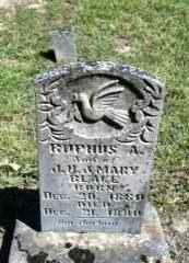 Rupheus A. Blake