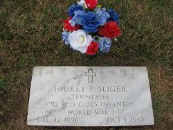 Hickey P Sliger