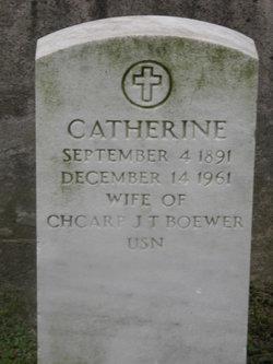 Catherine Boewer