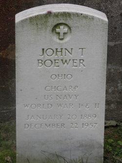 John Theodore Boewer