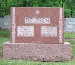 Sarah Deutsch