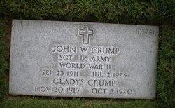 John W Crump