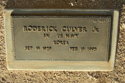 Roderick Culver, Jr