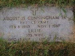 Augustus Cunningham, Sr