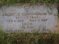 Lillie <I>Carpenter</I> Cunningham