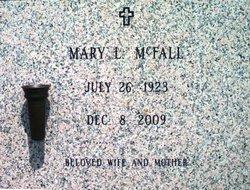 Mary Lucille <I>Melton</I> McFall