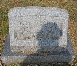 Issie Doe <I>Hogan</I> Young