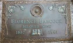 Florence Babcock