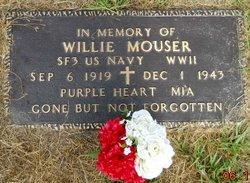 Willie Mouser