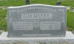 Benjamin G. Gilmore