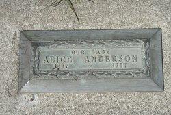 Alice Sophia Andersen