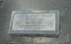 Lola Blanche <I>Hardee</I> Vaught