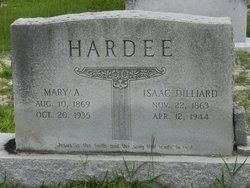 Isaac Dilliard Hardee