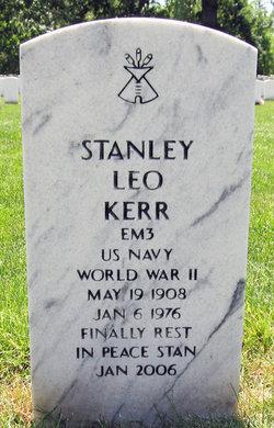 Stanley Leo Kerr
