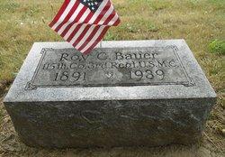 Roy Clifford Bauer