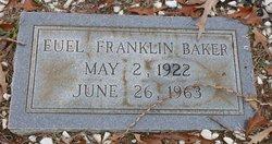 Euel Franklin Baker